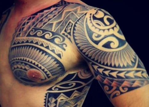 a4297d085 Tribal Tattoo Design Style - Tattoo Consortium :: Blog