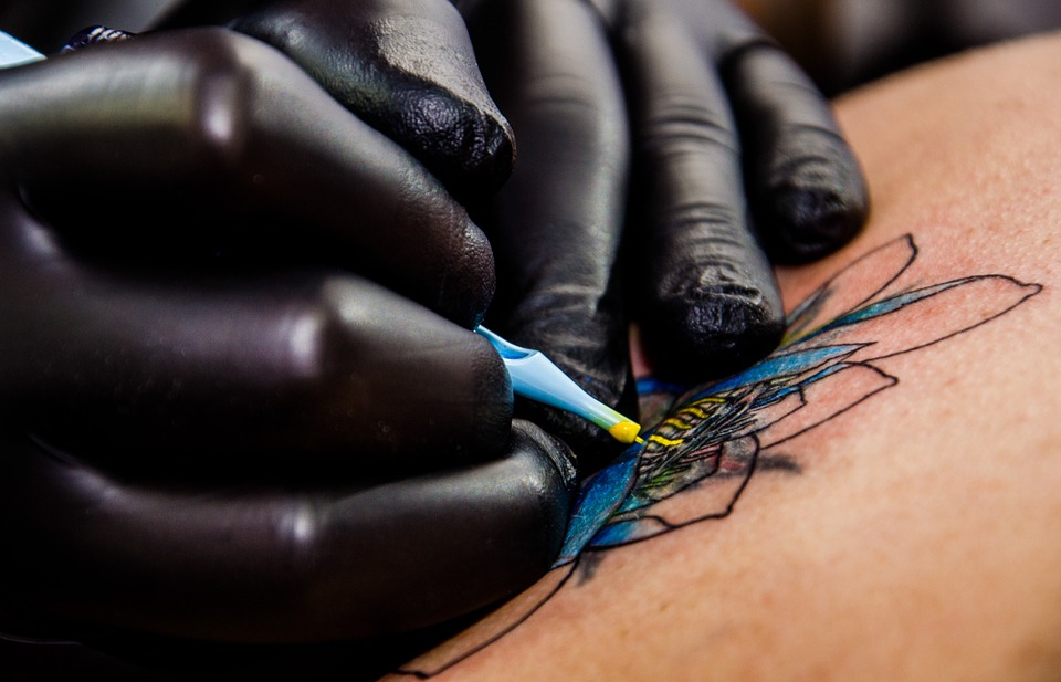 building a bond with your tattoo artist
