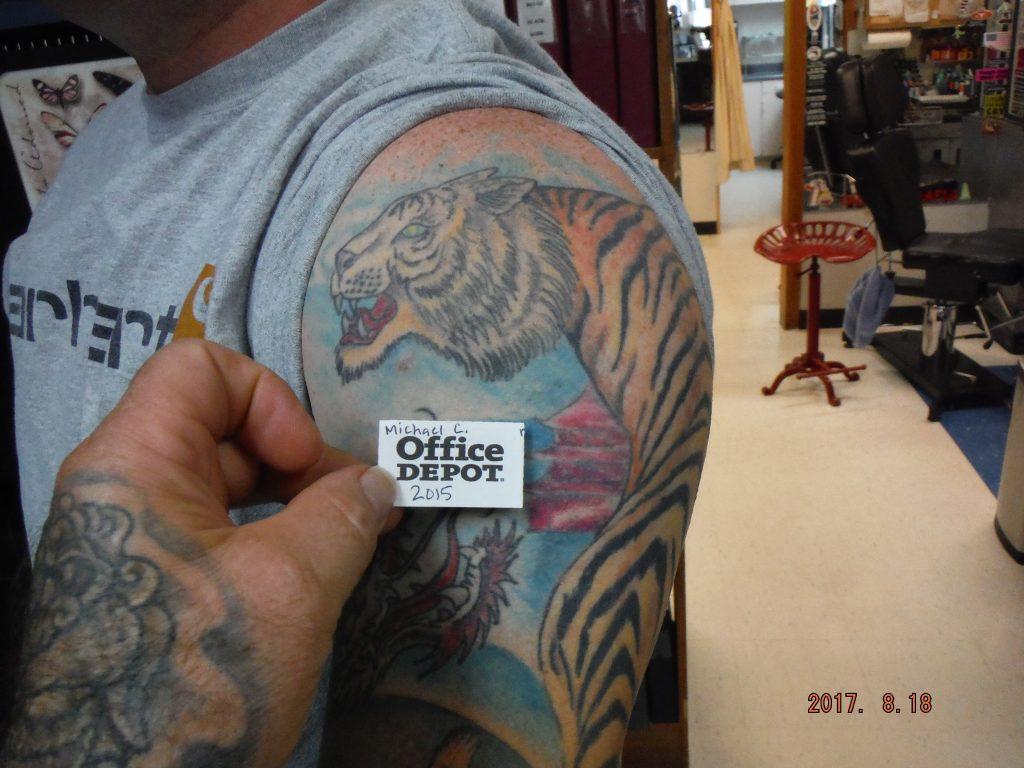 Tattoo Consortium's 25th Anniversary Raffle