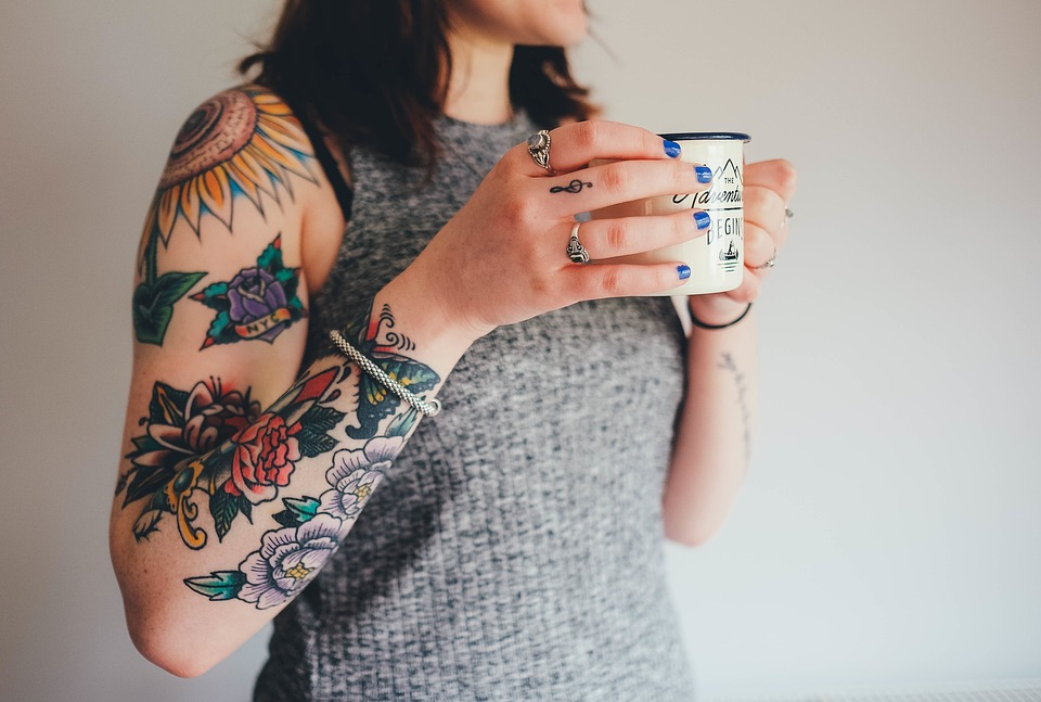 How Tattoos Can Affect Employment